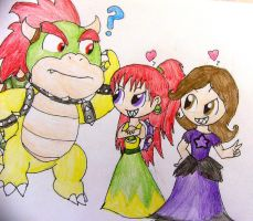 We Love Bowser by Rotommowtom