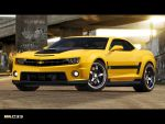 Chevrolet Camaro by pacee