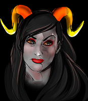 Aradia by coffinberry