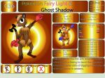 Pokemon Fairy Light and Ghost Shadow ''036'' by AndkeAnka