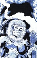 Captain Cold colors by thejeremydale