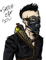 Gas Masks are Cool by Sketch-Zap
