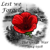 Lest We Forget by Deoxyribonucleic