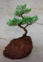 Summer Bonsai by Lady-Blue