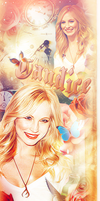 candice accola by Undertaker8