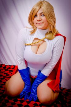 Power Girl - DC by absolutequeen