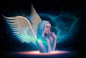 Space Angel by Sinate