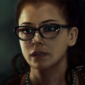 [Fanart] - Cosima from Orphan Black by Erinyes-Furiae