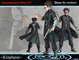 Kindness: my DW3 entry by newhere
