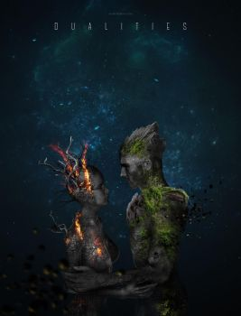 Dualities (Experiment 1) by AkaSling