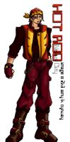 Otherworlds Human Hot Rod by artemis-prime