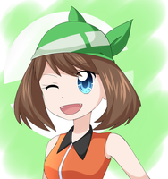 Emerald May by Kyoukouo