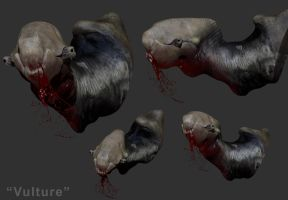 Speedsculpt 4 -Vulture by TiJiL