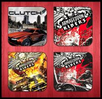 Clutch Aicon Pack by HarryBana