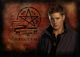 Supernatural - Dean by Vampiric-Time-Lord
