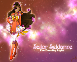 Sailor Seldarine by LadyDuskfall