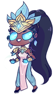 Karma Order Of The Lotus by GalacticTitty