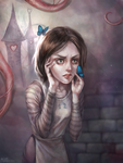 Alice Madness Returns - Anxiety by MURODUEHOWL