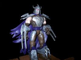 shredder after paint by lovefistfury