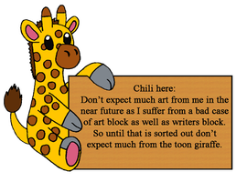 Note from a giraffe by chili19