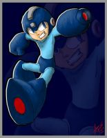 Megaman-02 by Xprinceofdorknessx