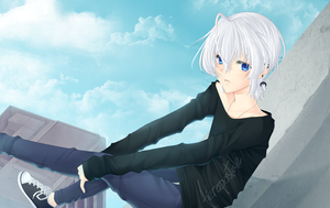 Rooftop by Tori001