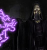 Darth Plagueis by josh-eeewwa