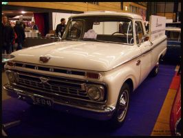 1966 Ford F100 by compaan-art