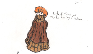 Sweater Calamity; The Third Chapter by AmbiguouslyAwesome1