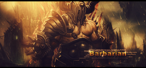 Barbarian by Stealthy4u