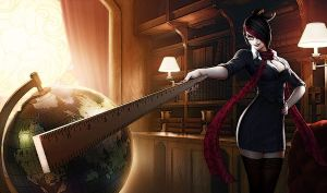 Headmistress Fiora by Kolvrak