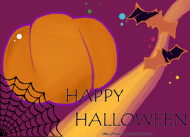 Happy Halloween by 4mbryo