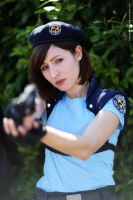 Jill Valentine - RE #6 by SaijaFOX