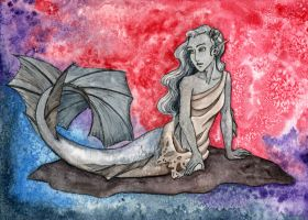 Siren of Laodicea by Scarletfrost