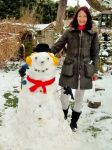 Our Snowman 1 by RoseSparrow
