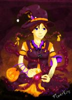 Miette's Spell by FlowerKiss