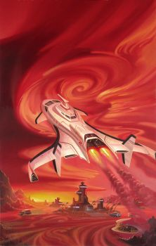 The Highroad Trilogy: A Passage of Stars by AlanGutierrezArt