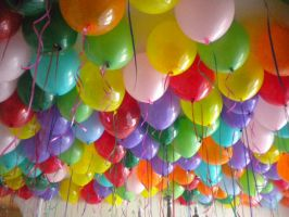 Baloons by DanicaPaige69