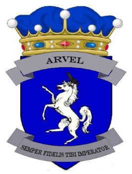 Arvel's coat of arms by Merela