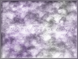 Sparkle Grunge Brushes by ToadsDontExist
