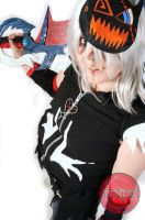 Riku - This Is Halloween by Nephrae