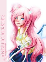 MS: Angelic Burster by lalitterboxes