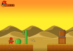 The Bandits game early example by AdventureIslands