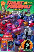 TF Timelines Issue 5 Con ed. by FunPubComics