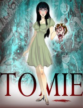 Tomie by GallowsHumorComics
