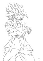 DBUC: Son Goku by darkhawk5