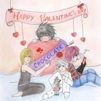 Happy Valentines day by Hikari-chi