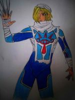 Sheik by Mister-D4rcy