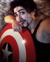 Tony Stark (Iron Man)- It wasn't worth it. by four-leaf-charm
