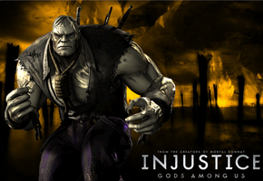 Injustice: Solomon Grundy Wallpaper by NerdyOwl299